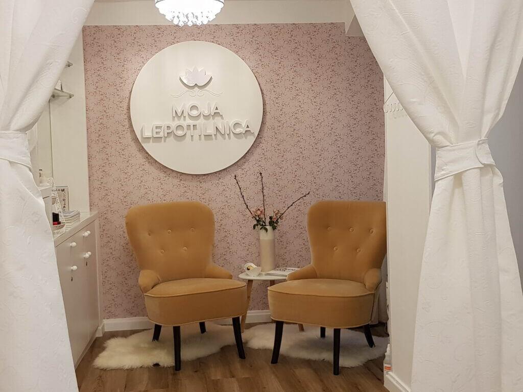 Beauty salon Ljubljana