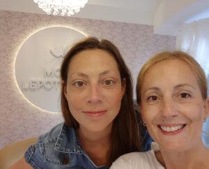 Clients Review Klavdija-pedicure Beauty Salon Ljubljana Moja Lepotilnica
