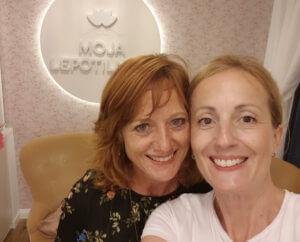 Clients Review Margareta-pedicure Beauty Salon Ljubljana Moja Lepotilnica
