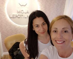 Clients Review Mili-Facials Beauty Salon Ljubljana Moja Lepotilnica