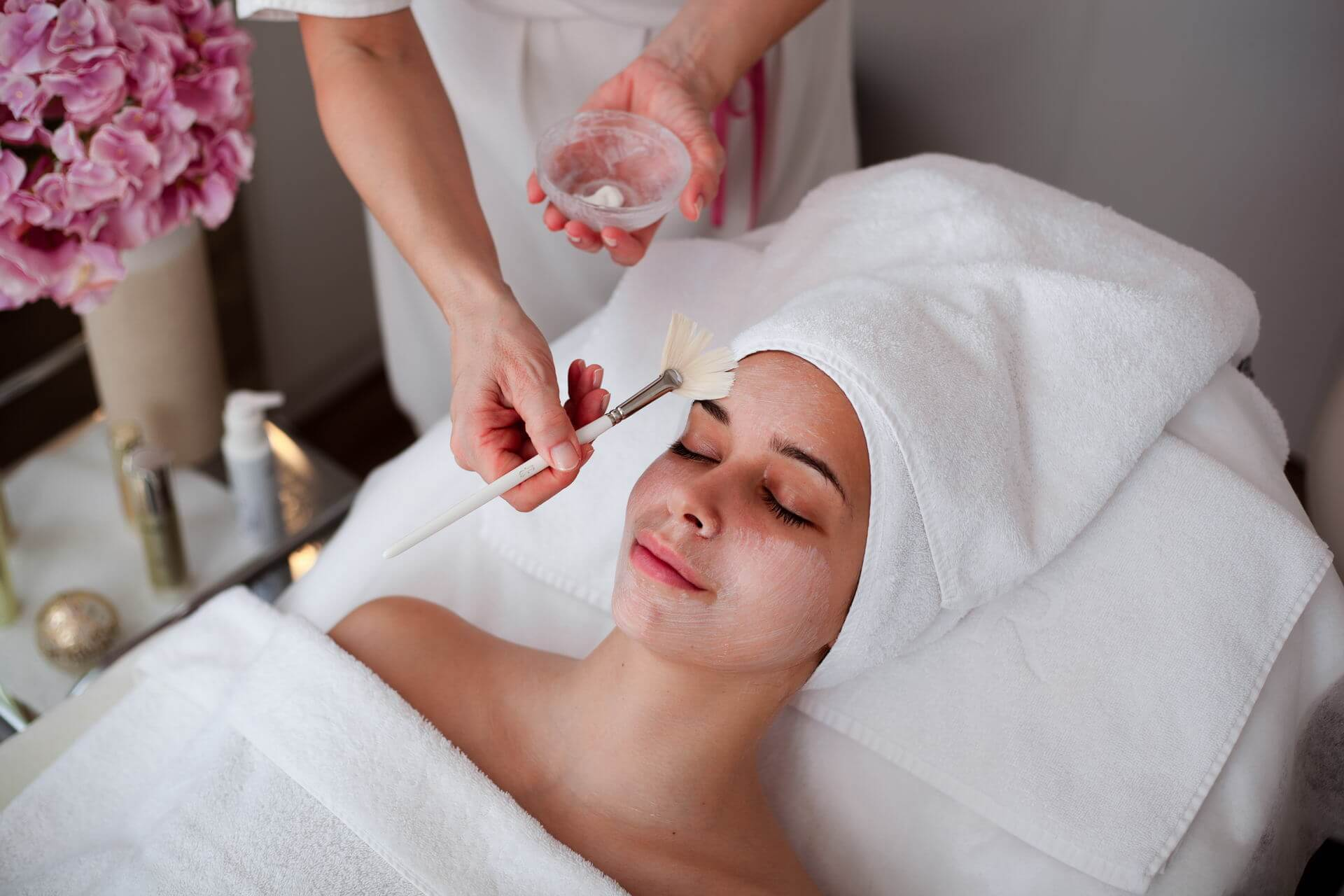facials treatment in Ljubljana