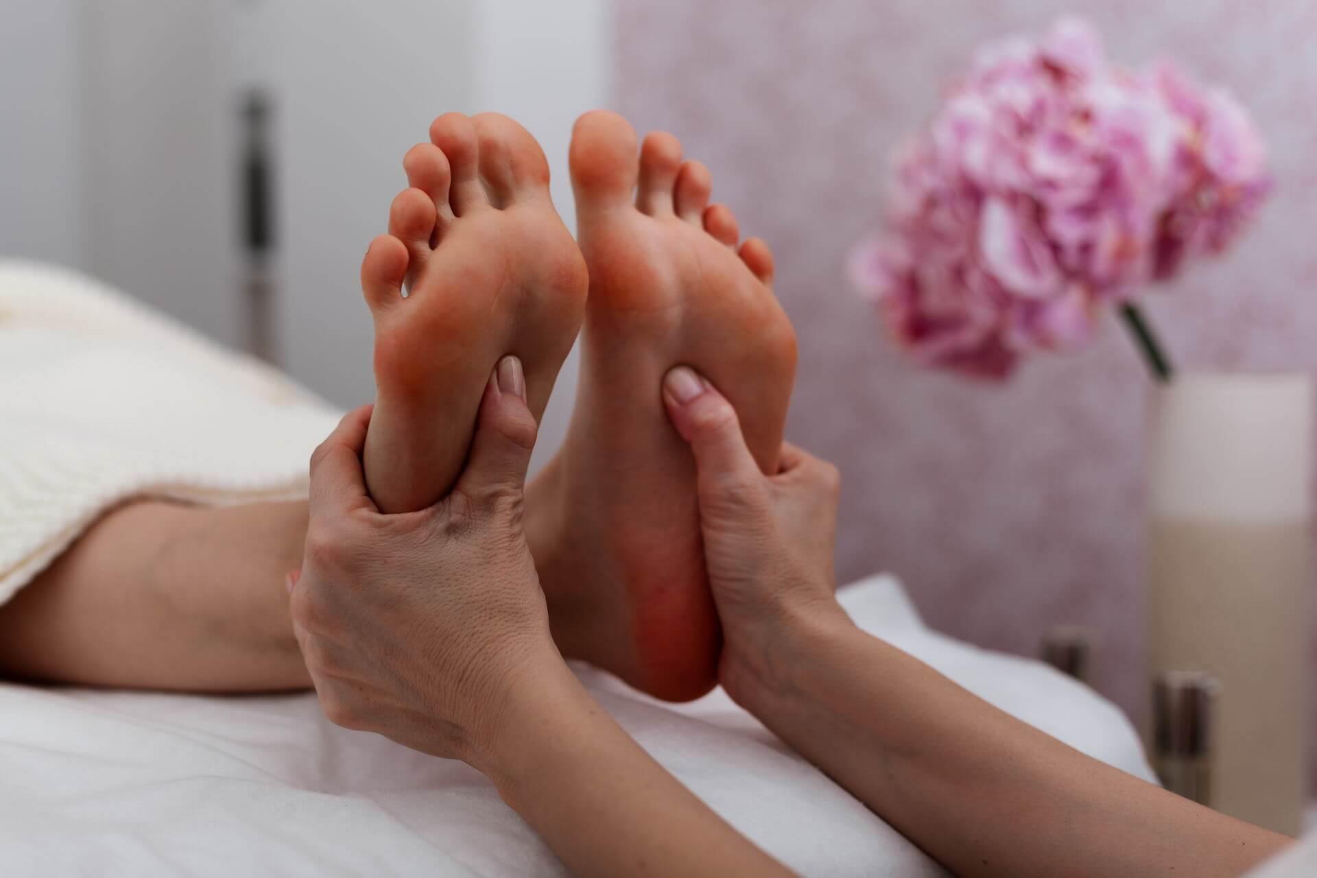 foot massage ljubljana